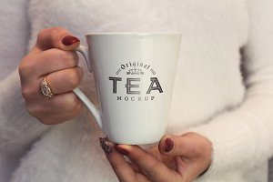 Cup of Tea Mock-up#4