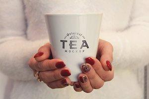 Cup of Tea Mock-up#6