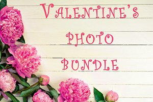 Valentine's day photo bundle!