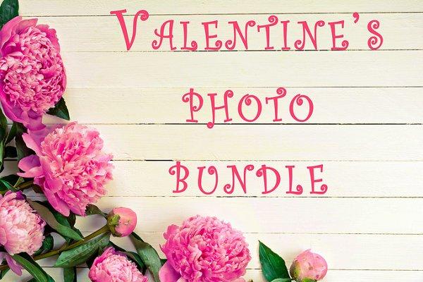 Valentine's day photo bundle!
