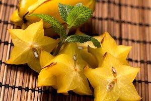 carambola starfruit