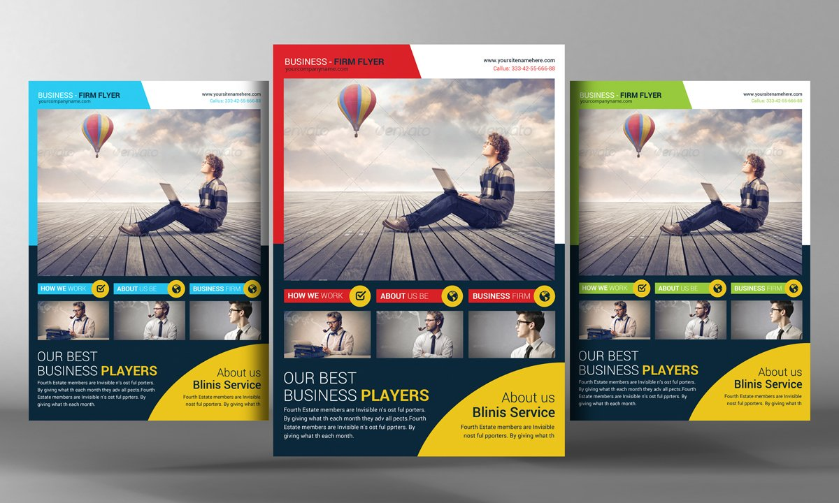 construction flyer photos graphics fonts themes templates corporate business flyer template
