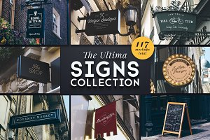 The Ultima Signs Collection