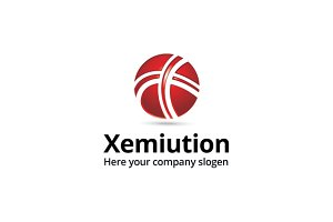 Xemiution  Logo Template