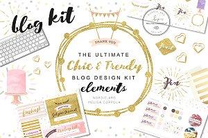 ♡ Ultimate Chic&Trendy Blog Kit ♡