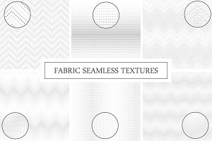 Fabric seamless textures.