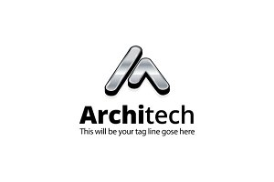 Architech Logo Template