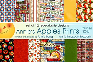 Annie's Apples Prints