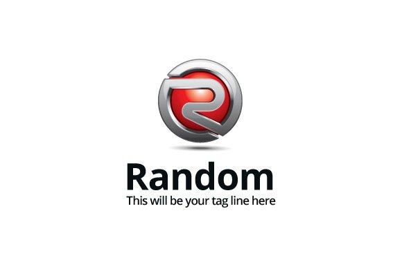 Random Logo Template