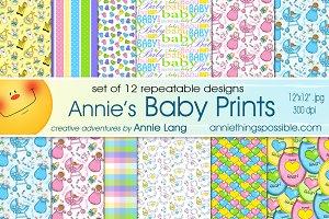 Annie's Babies Prints