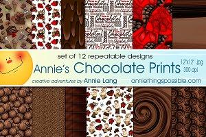 Annie's Chocolate Prints