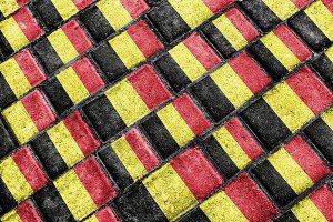 Belgium Pattern