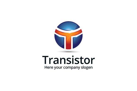 Transistor Logo template