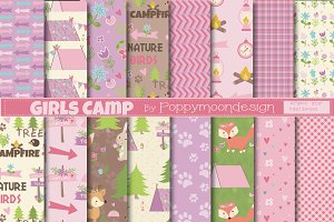 Girls camp paper