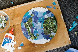 Earth Recycled Craft
