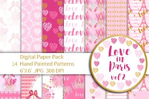Love Digital Paper