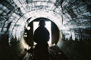 Sun tunnel