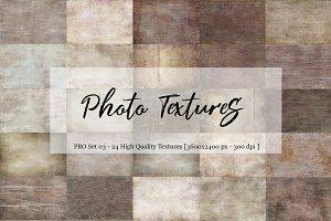 Photo Textures - Set 03