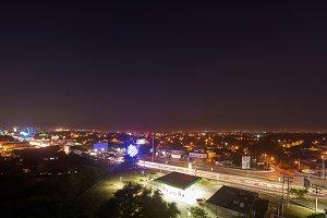 Panorama of Managua
