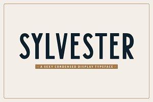 Sylvester Typeface