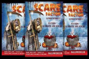 Scare Factor