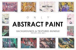 Only Paint Backgrounds Bundle
