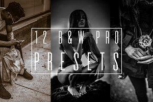 B&W Pro Presets