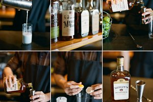 Bartender Mixologist Photo Pack