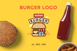 Super burger logo