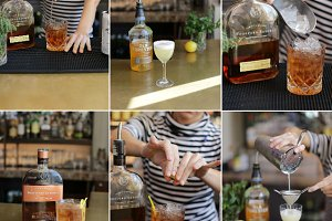 Cocktail Bartender Mega Photo Pack