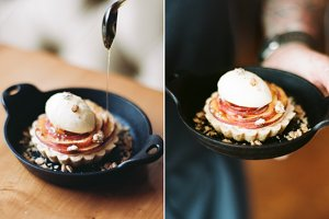 2 Photo Pack Cast Iron Dessert