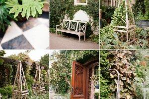 6 Photo Pack Formal Garden Photos