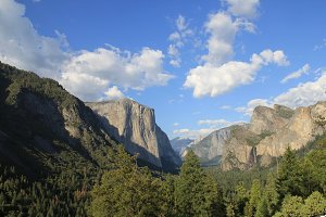 Yosemite Valley // CA