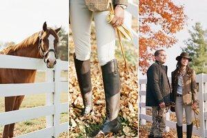 3 Photo Pack Equestrian Photos