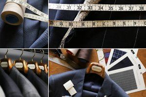 4 Photo Pack Tailoring Mens Fashion