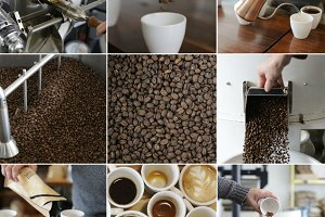 Coffee Roastery Mega Photo Pack 21