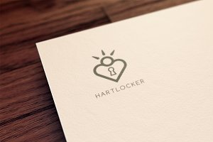 Hartlocker Logo Template