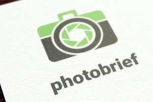 Photobrief Logo Template
