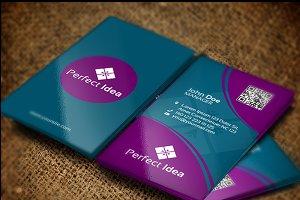 Perfect Idea Business Card