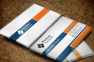Positive Solutions Business Card