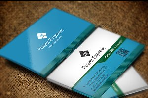 Power Express Business Card