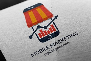 Mobile Marketing Logo