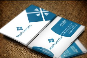 Sky Protection Business Card