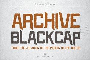Archive Blackcap