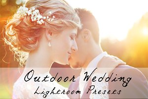 125 Outdoor Wedding Presets