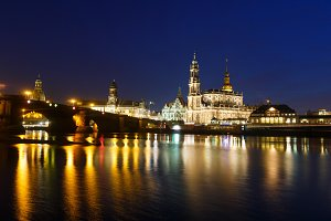 Landmark of Dresden