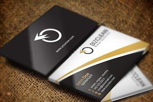 Spill Clean Business Card