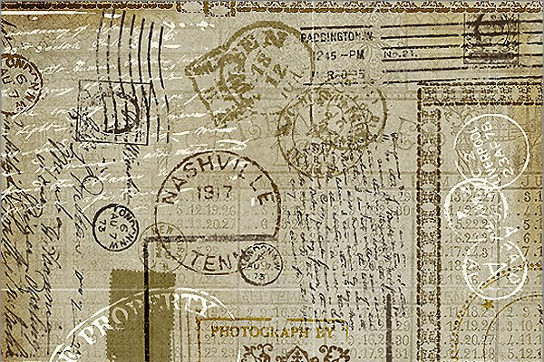 Junk Mail Postage Brushes 1