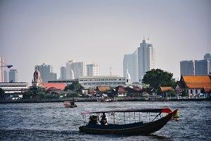 A day in Bangkok