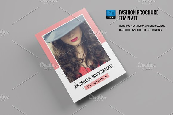 Fashion Lookbook Brochure-V651